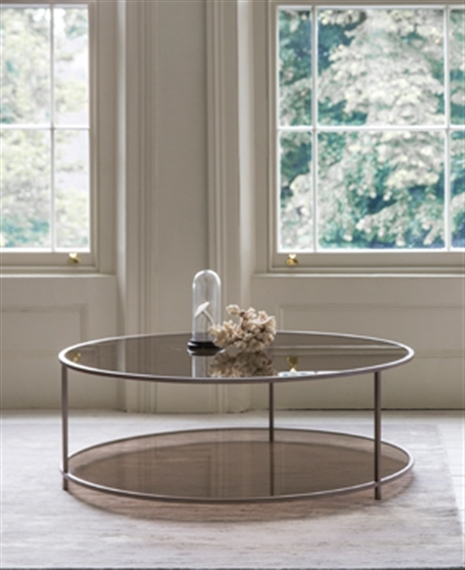 Great Famous Madison Coffee Tables With Regard To The Madison Round Coffee Table Tom Faulkner (View 7 of 40)