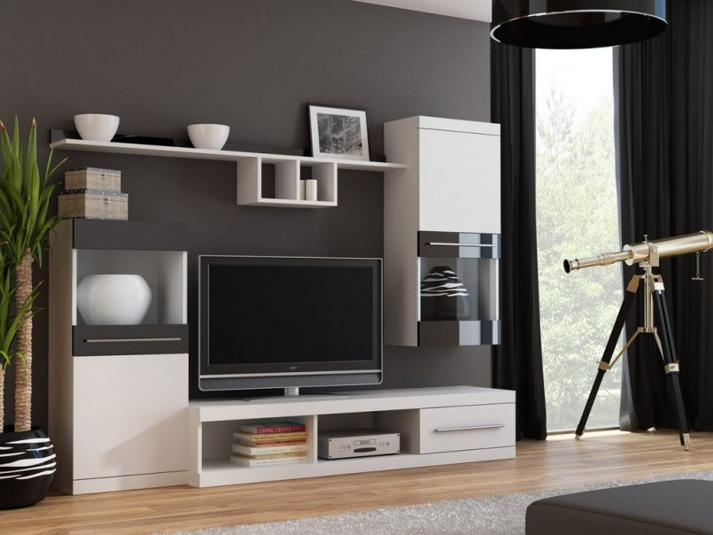Great Famous Small Black TV Cabinets With Regard To Furniture Small Black Tv Cabinet Hanging Tv Cabinet Flat Tv (Image 22 of 50)