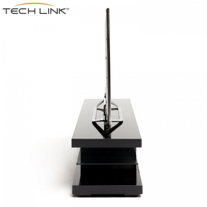 Great Famous Techlink Echo Ec130tvb TV Stands With Techlink Ec150b Echo Xl Piano Gloss Black Tv Stand  (Image 17 of 50)