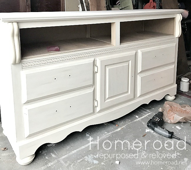 Great Famous TV Stands Over Cable Box With Regard To Homeroad Turning A Dresser Into A Farmhouse Tv And Cable Box Stand (Image 18 of 50)