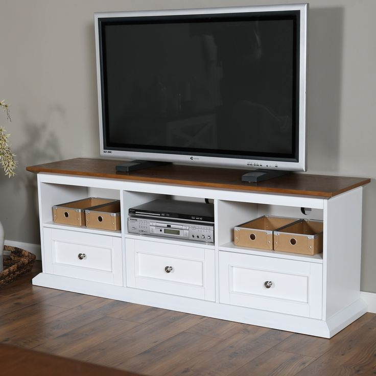 Great Famous White And Wood TV Stands Pertaining To Best 25 Oak Tv Stands Ideas Only On Pinterest Metal Work Metal (Image 26 of 50)