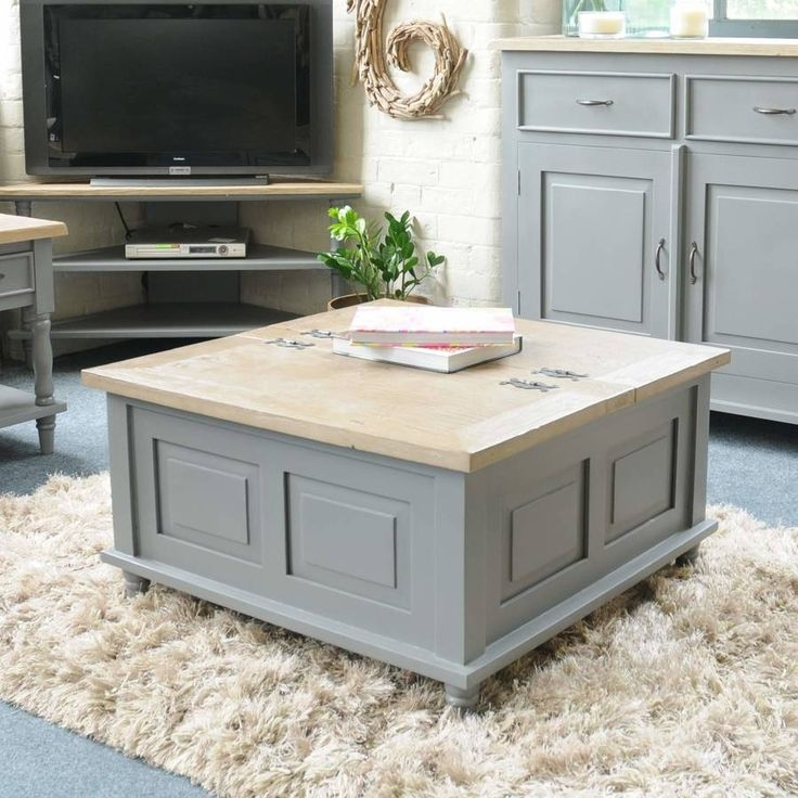 Great Famous White Coffee Tables With Storage Inside Best 10 Coffee Table Storage Ideas On Pinterest Coffee Table (View 17 of 50)