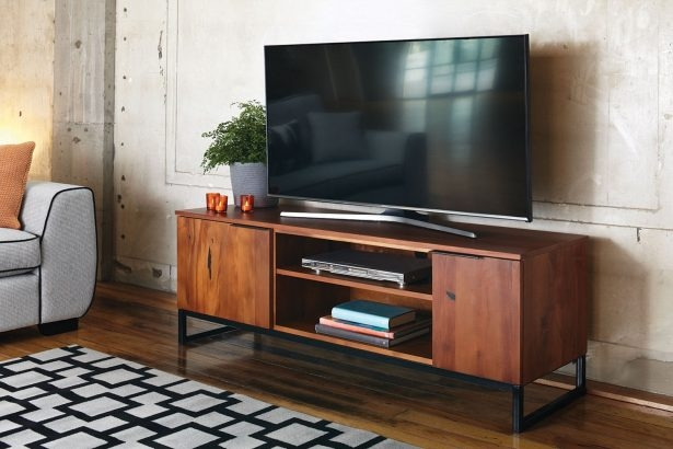 Great Fashionable Honey Oak TV Stands Intended For Tv Stands Balboamarina (Image 26 of 50)