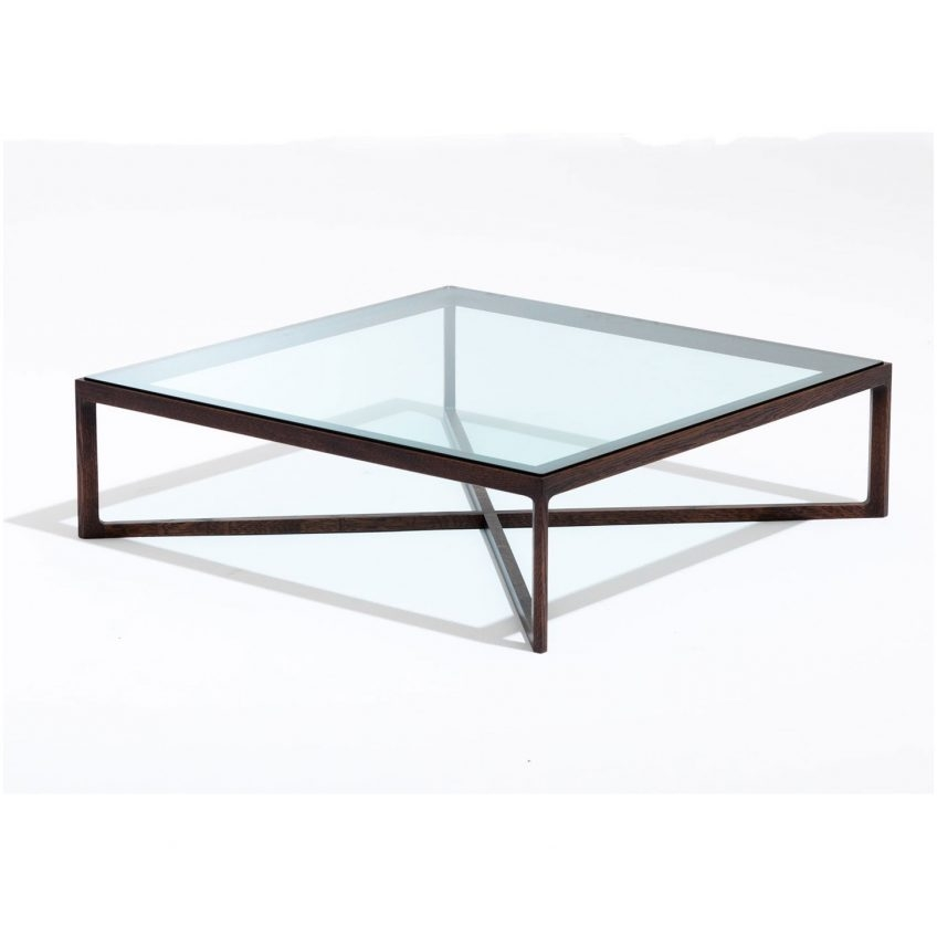 Great Fashionable Large Glass Coffee Tables Within Cheap Black Glass Coffee Table Safeti (Image 22 of 50)