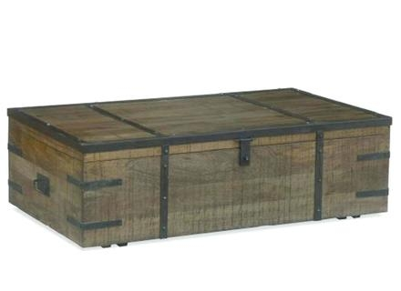 Great Fashionable Large Trunk Coffee Tables For Wooden Trunk Coffee Table Jerichomafjarproject (Image 20 of 50)