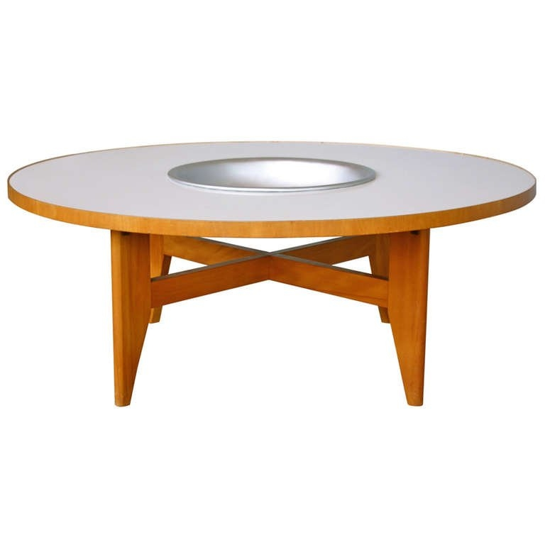 Great Fashionable Nelson Coffee Tables With Regard To Coffee Table With Planter George Nelson For Herman Miller At (Image 17 of 50)