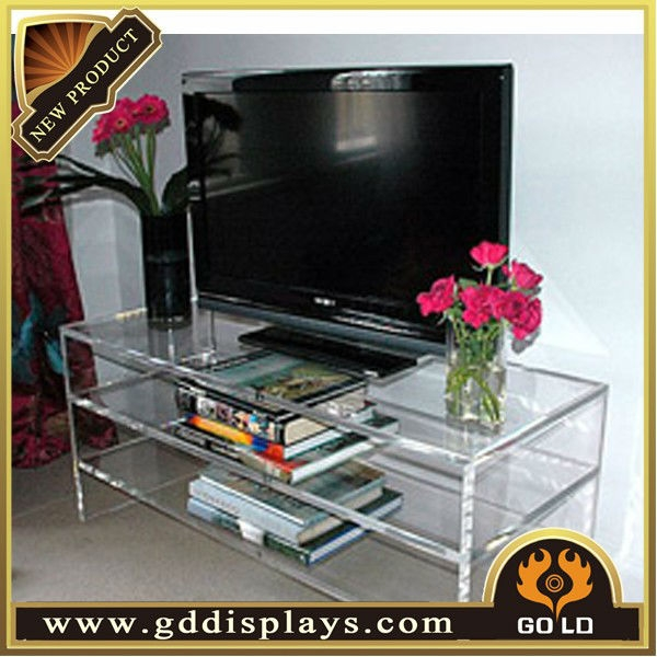 Great Favorite Clear Acrylic TV Stands With Acrylic Modern Tv Stand Source Quality Acrylic Modern Tv Stand (Image 26 of 50)
