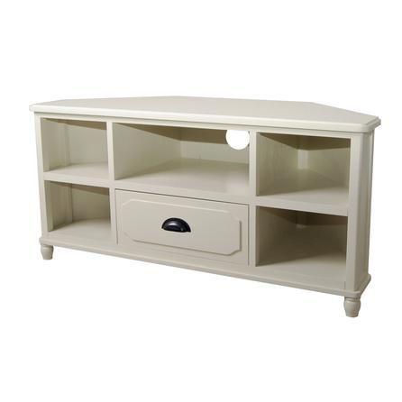 Great Favorite Cream Color TV Stands Regarding 28 Best Corner Cabinet Images On Pinterest Corner Tv Stands (View 13 of 50)