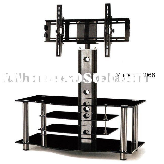 Great Favorite Glass TV Stands For Tempered Glass Tv Stand Home Design Ideas (View 31 of 50)
