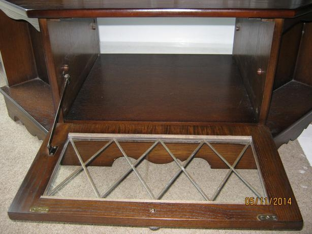 Great Favorite Mahogany Corner TV Cabinets Regarding Corner Tv Cabinet Kingswinford Wolverhampton (Image 23 of 50)
