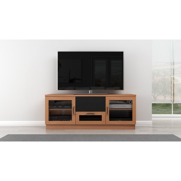 Great Favorite Modern Plasma TV Stands Inside Furnitech Modern 60 Tv Stand Reviews Wayfair (Image 21 of 50)