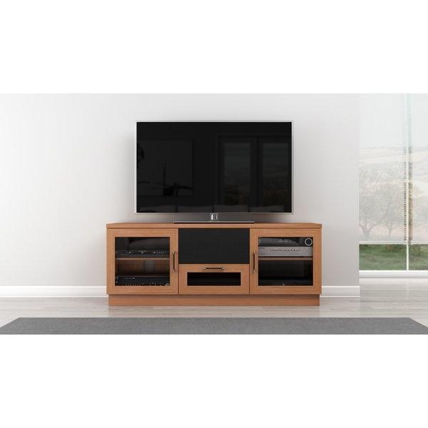 Great Favorite Modern Plasma TV Stands Inside Furnitech Modern 60 Tv Stand Reviews Wayfair (View 32 of 50)