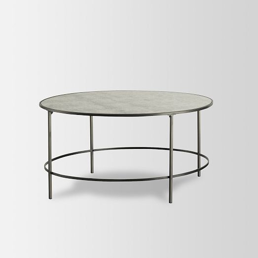 Great Favorite Oval Mirrored Coffee Tables Throughout 23 Best West Elm Coffee Tables Images On Pinterest West Elm (Photo 49 of 50)