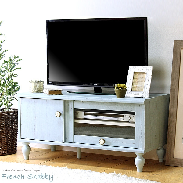 Great Favorite Shabby Chic TV Cabinets For Ordy Rakuten Global Market Lowboard Tv Stand 32 Inch For Shab (View 38 of 50)