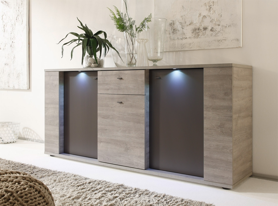 Great Favorite Sideboard TV Stands With Modern Tv Stand Sidney 75 Lc Mobili (View 25 of 50)