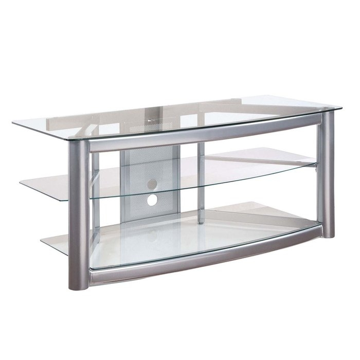 Great High Quality Glass TV Stands Regarding Products Lus Glass (Image 20 of 50)
