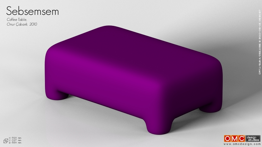 Great High Quality Kids Coffee Tables Regarding Purple Coffee Table (Image 26 of 50)