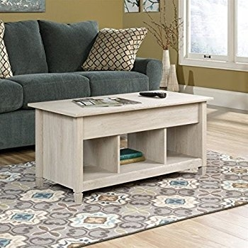 Great High Quality Lift Coffee Tables With Amazon Sauder Dakota Pass Lift Top Coffee Table In Craftsman (View 50 of 50)