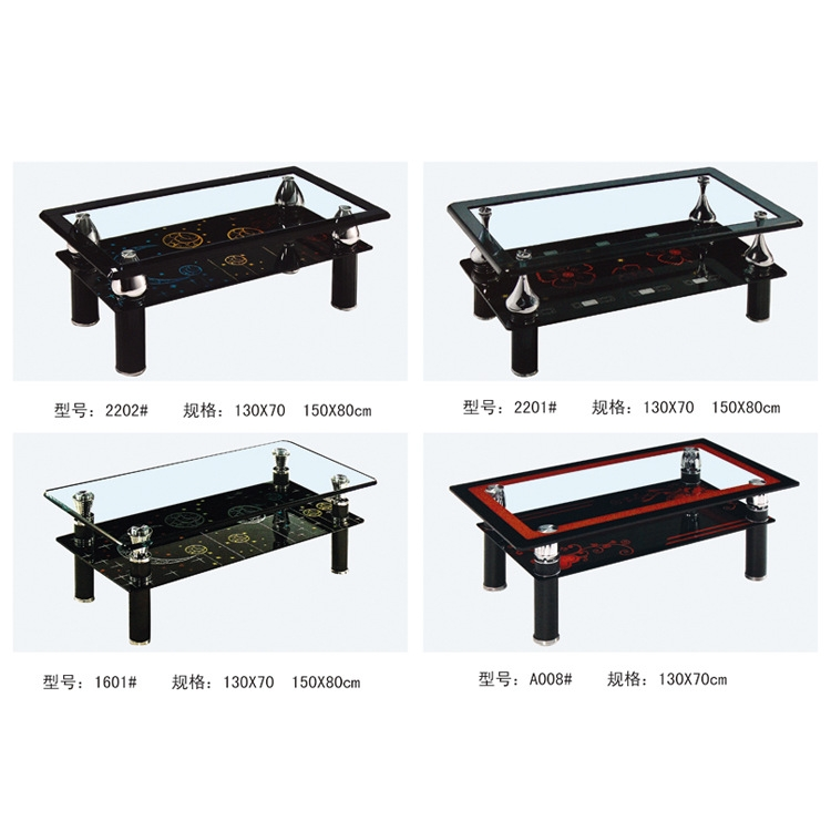 Great High Quality Simple Glass Coffee Tables For Small Apartment Coffee Table Glass Coffee Table Kung Fu Tea Table (Image 18 of 40)