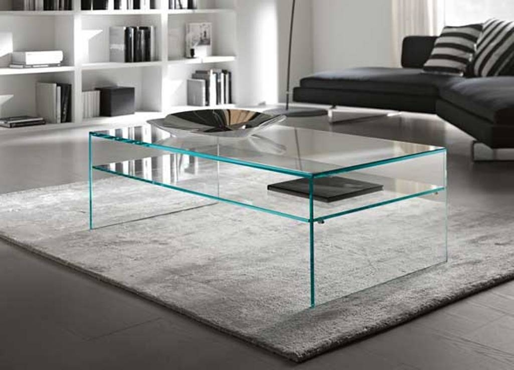 Great High Quality Transparent Glass Coffee Tables Throughout Coffee Table Fascinating Glass Modern Coffee Table Sets Unique (Image 19 of 50)