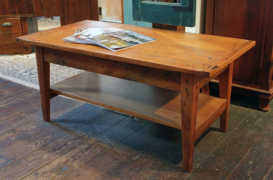 Great Latest Antique Pine Coffee Tables With Regard To Pine Coffee Table Design Images Photos Pictures (Image 23 of 50)