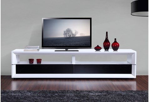 Great Latest BModern TV Stands Pertaining To B Modern Executive 787 High Gloss White Tv Stand Bm 629 Wht (Image 28 of 50)