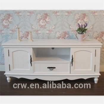 Great Latest Classic TV Stands Inside Wh 4098 Classic Design White Universal Tv Stands Buy Universal (View 44 of 50)
