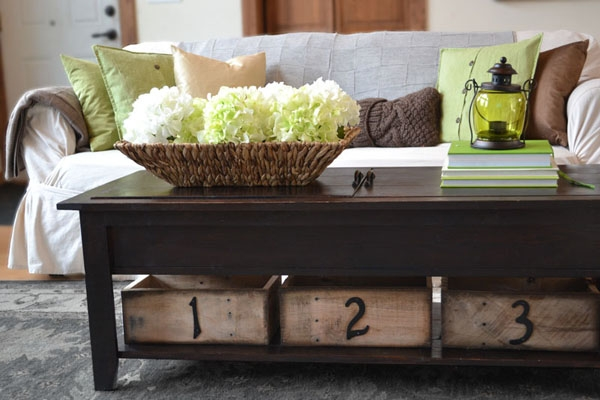 Great Latest Coffee Tables With Box Storage With Regard To Ana White Pallet Storage Boxes Diy Projects (Image 29 of 50)