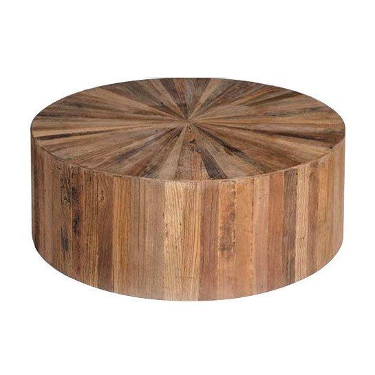 Great Latest Dark Wood Round Coffee Tables Regarding Living Room Great Nice Solid Wood Round Coffee Table Within Wooden (Image 22 of 50)