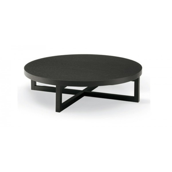 Great Latest Gray Wood Coffee Tables With Coffee Table Round Black (Image 19 of 50)