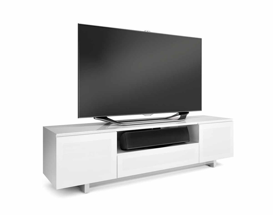 Great Latest Large White TV Stands Inside White Tv Stands Uk Elliot White Large Av Unit Email Address (View 11 of 50)