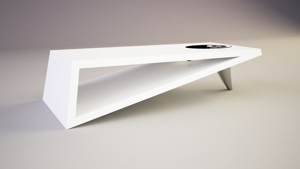 Great Latest Narrow Coffee Tables Regarding Narrow Coffee Table Design Images Photos Pictures (View 39 of 50)
