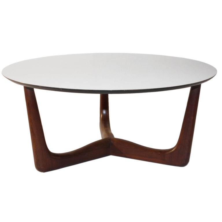 Great Latest Round Chrome Coffee Tables Intended For Round Glass And Chrome Coffee Table Starrkingschool (Image 19 of 50)