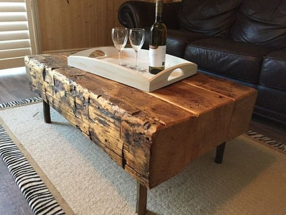 Great Latest Rustic Barnwood Coffee Tables With Regard To Best 20 Rustic Wood Coffee Table Ideas On Pinterest Rustic (View 42 of 50)