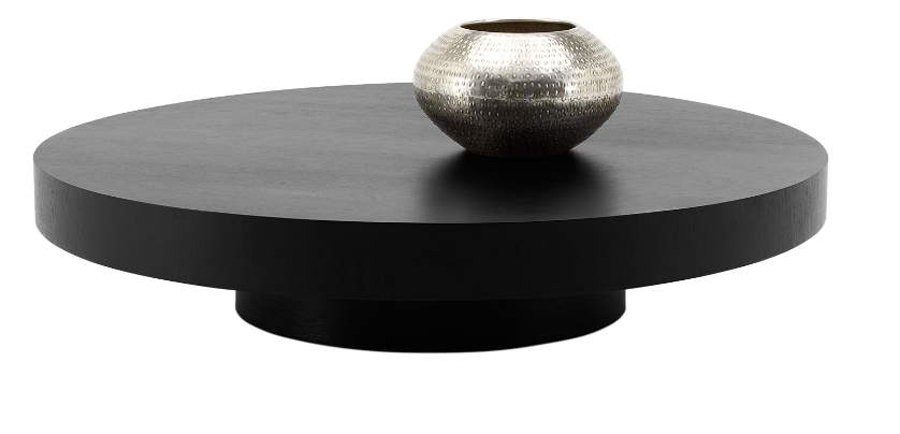 Great New Black Oval Coffee Tables Intended For Best Black Oval Coffee Table (View 4 of 40)