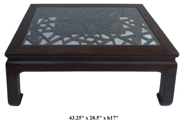 Great New Chinese Coffee Tables Pertaining To Chinese Coffee Table (View 11 of 50)