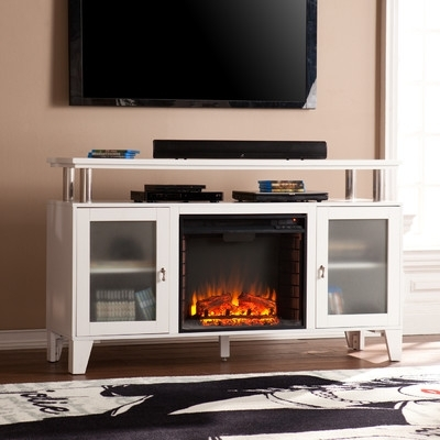 Great New Hokku TV Stands Inside Tv Stands With Electric Fireplace Gibbs Stand Costco Hokku (Image 22 of 50)