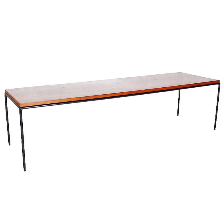Great New Long Coffee Tables Inside Paul Mccobb Mid Century Modern Long Coffee Table For Sale At 1stdibs (View 16 of 50)
