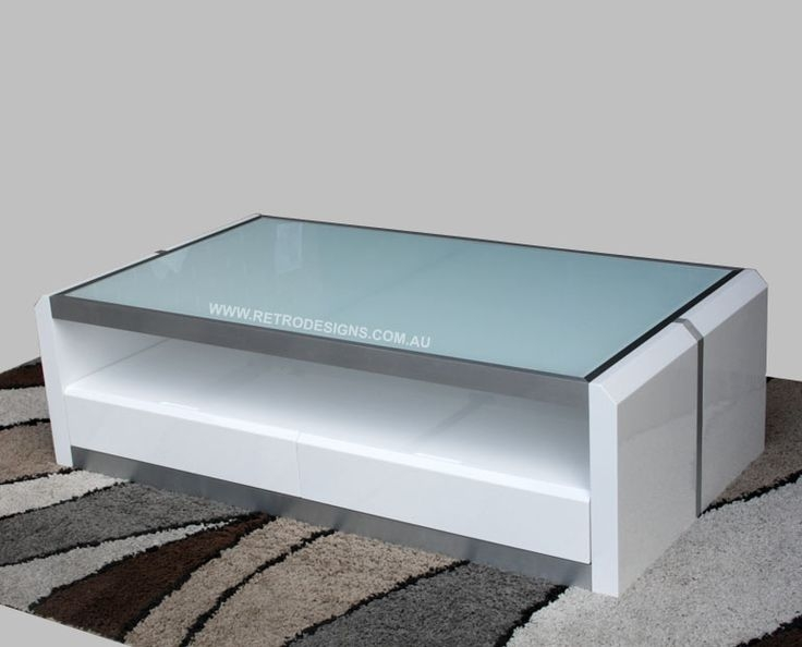 Great New Retro Glass Top Coffee Tables With 32 Best Coffee Tables Images On Pinterest Retro Coffee Tables (Image 18 of 40)