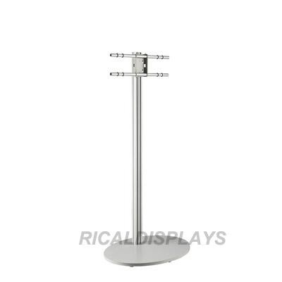Great New Single TV Stands In Single Pole Tv Stand Rc Fp01 Rical China Manufacturer (View 2 of 50)