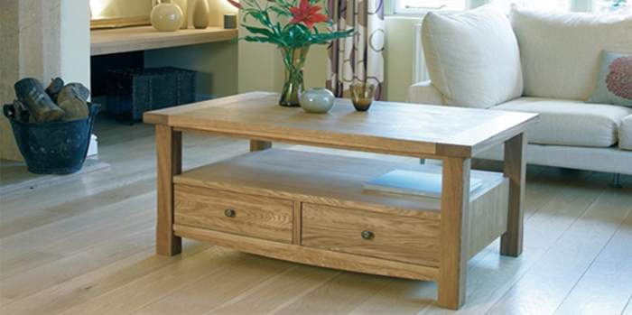Great New Solid Oak Coffee Tables In Solid Oak Coffee Tables Rustic Oak Coffee Tables Light Oak (View 39 of 50)