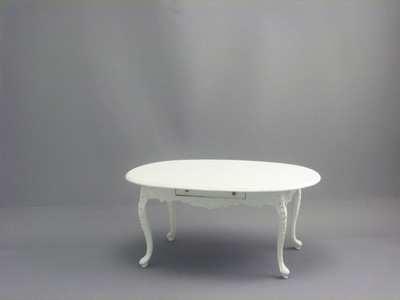 Great New White Oval Coffee Tables With Sloane Light Golden Stained Oval Coffee Table Good Furniture (View 17 of 50)