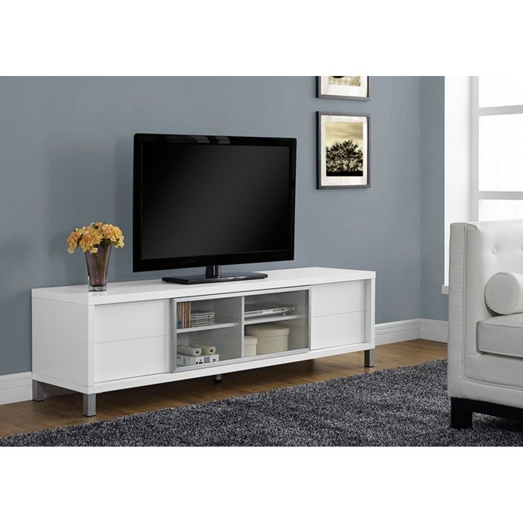 Great New White TV Cabinets For Best 25 70 Inch Tv Stand Ideas On Pinterest 70 Inch Tvs (View 9 of 50)