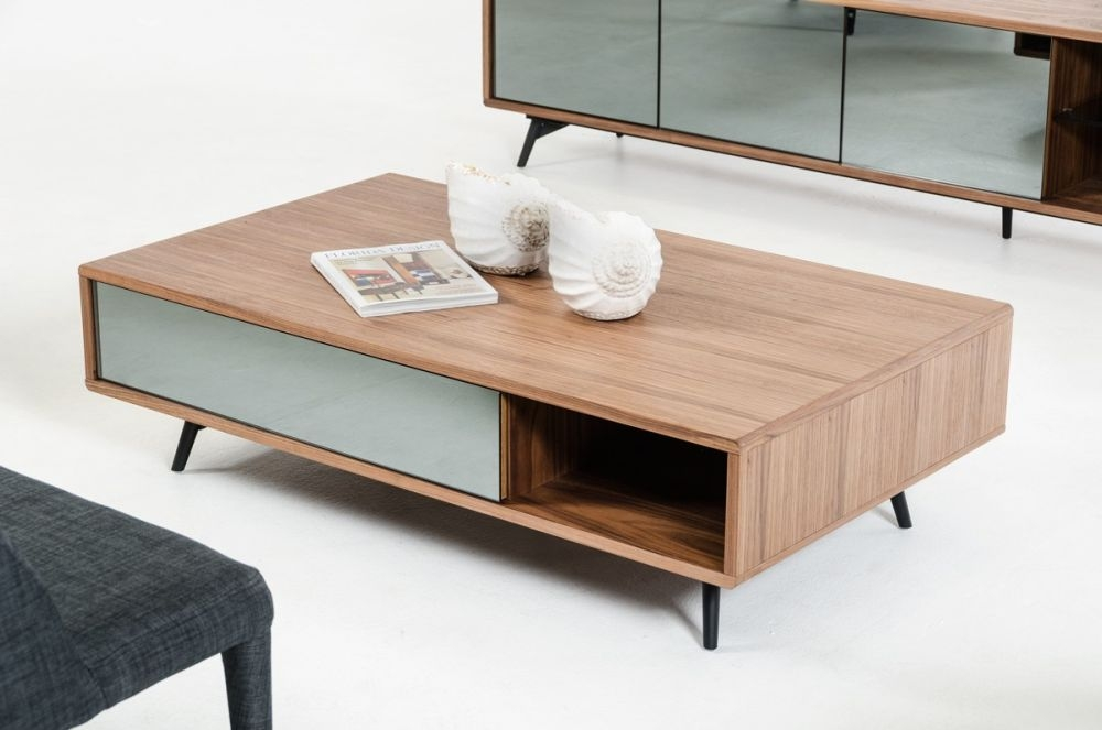 Great Popular Aiden Coffee Tables In Getting The Best Idea Of The Walnut Coffee Table (Image 24 of 50)