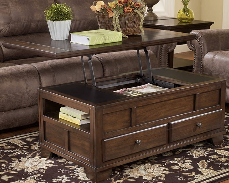 Great Popular Coffee Table With Raised Top Intended For Coffee Table Astonishing Top Lifting Coffee Table Walmart Lift (Image 24 of 50)