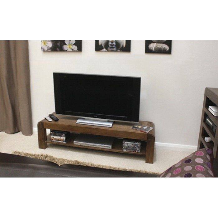 Great Popular Dark Walnut TV Stands Regarding Walnut Tv Cabinet Uk Bdi Cavo Natural Walnut Tv Stand With Walnut (Image 25 of 50)