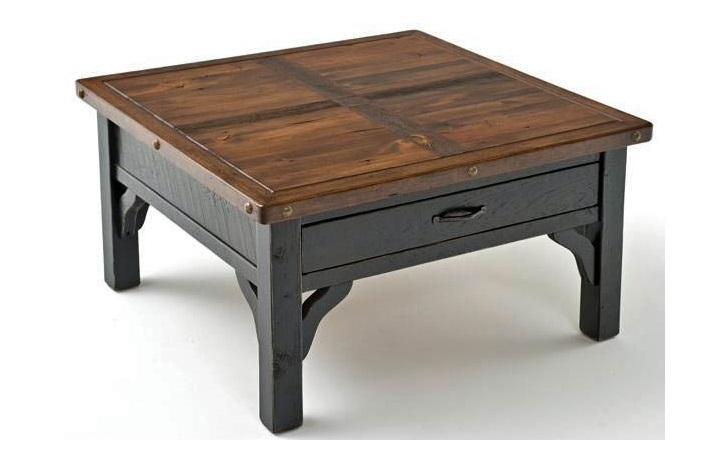 Great Popular Large Low Square Coffee Tables Pertaining To Living Room The Most Square Coffee Tables Bassett In Table Wood (Image 18 of 50)