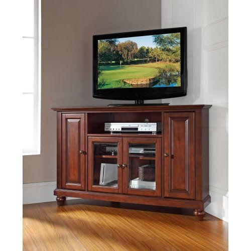 Great Popular Mahogany Corner TV Stands Intended For Best 25 Mahogany Tv Stand Ideas On Pinterest Room Layout Design (Image 21 of 50)