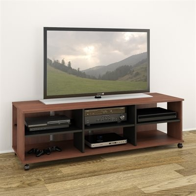 Great Popular Nexera TV Stands With Moka Mdf Modern Nexera Tv Stands From Lowes Canada (View 30 of 50)