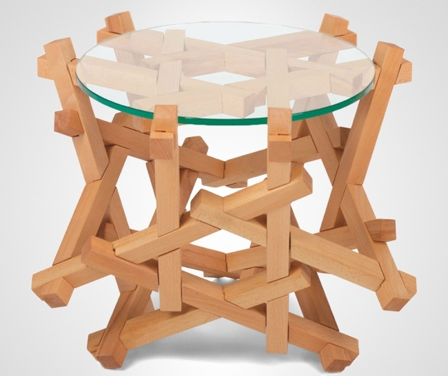Great Popular Puzzle Coffee Tables For This Coffee Table Is A Puzzle For You To Assemble (View 7 of 40)